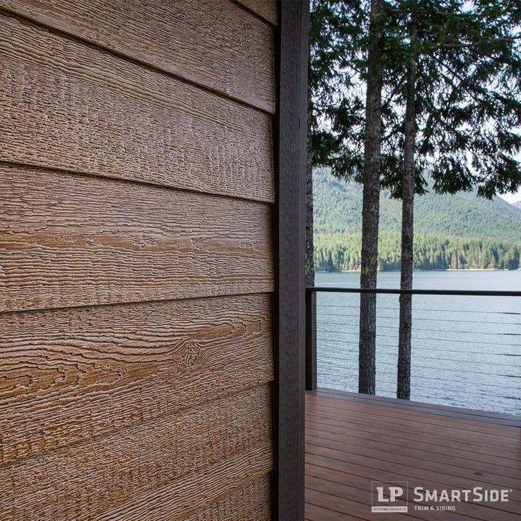 Engineered Wood Siding