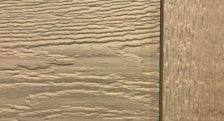 Engineered Wood Siding Sample