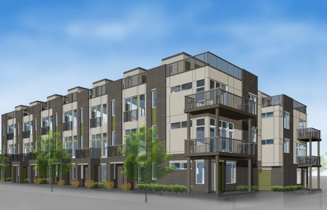 Jeff Park Townhomes